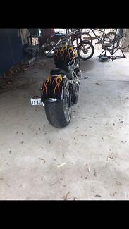 Custom bike for sale or swaps