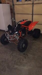 2007 YFZ 450 special edition