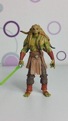 Star Wars Figur Kit Fisto Jedi Hasbro Kenner Vintage Legacy '.