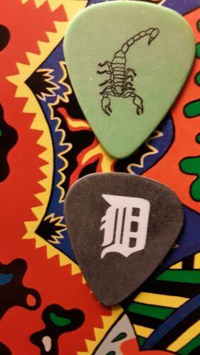 KID ROCK 2-guitar pick SET - NEW LISTING!!