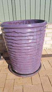 Glazed pot Quinns Rocks Wanneroo Area Preview