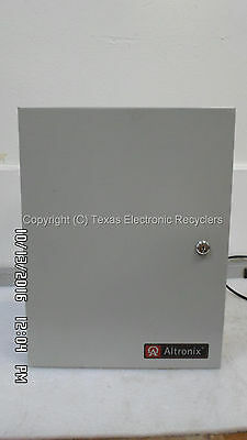 Altronix Al600ulacmcb Access Power Controller Enclosure Only