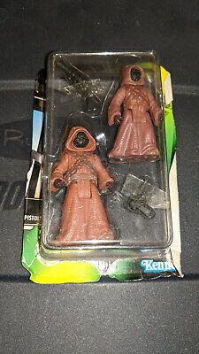 Kenner Star Wars POTF Jawas 2 pack complete