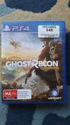 Ghost Recon Swap/Trade/$30 PS4 Hurstville Hurstville Area Preview