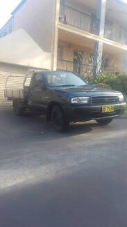 1999 Mazda B2600 Ute West Wollongong Wollongong Area Preview