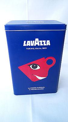 Lavazza Original Kaffeedose Vorratsdose Dose Neu LEER ohne Kaffee Geschenkdose