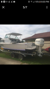 225hp johnson 0cean runner Sunnybank Hills Brisbane South West Preview