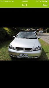 2003 Holden Astra Convertible Pakenham Cardinia Area Preview
