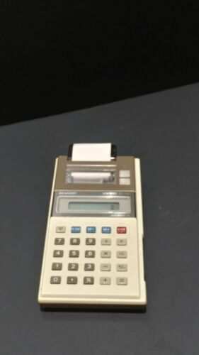Sharp Elsi Mate EL-1188 Calculator vintage