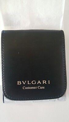 Bvulgari - NEU&OVP Schutzhülle für Schmuck etc. Ringe u. Ohrringe