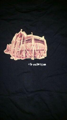 PEARL JAM 1994 Vital Circulation vintage licensed concert US tour shirt XL NEW!