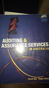 Auditing & Assurance Services in Australia: Grant Gay, Roger Simnet Dee Why Manly Area Preview