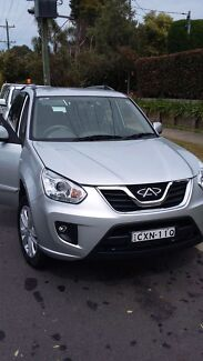 Chery very low km 2014 Old Toongabbie Parramatta Area Preview