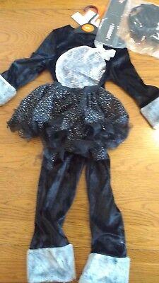 BNWT girls cat fancy dress up (Halloween World Book Day) 3-4yrs. Sainsbury. 1/11 - Sainsbury Halloween Fancy Dress