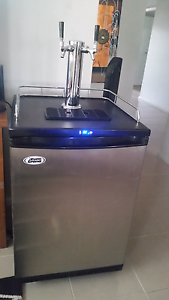 Ex diplay kegerator complete setup. As new never used Berkeley Vale Wyong Area Preview