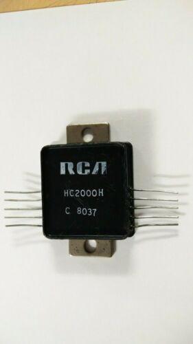 HC2000H RCA MAKE X 1PC