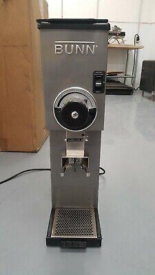 Bunn Trifecta G2 2 Lb. Bulk Retail Coffee Grinder Silver 120v 41900.0000