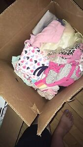 Baby girl clothes NB-12