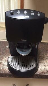 Cappuccino machine with milk frother Toukley Wyong Area Preview