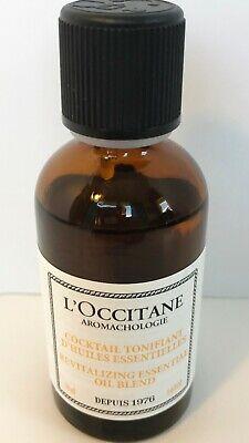 L'Occitane Provence Aromachologie Revitalizing Essential Oil Blend 1.6oz 50ml Nw Revitalizing Essential Oil Blend