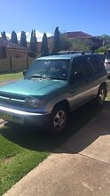1999 Mitsubishi Pajero Wagon Redhead Lake Macquarie Area Preview