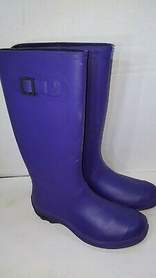 Kamik Heidi Rain Boot Purple womens Size 7 Rainboots Purple Rain Boot