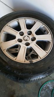"225/60R16"" Holden Commodore VE Mag Wheels.... cheap"