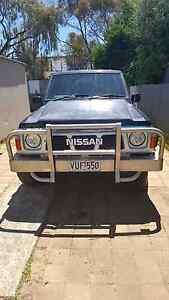 1991 GQ Nissan Patrol Para Hills Salisbury Area Preview