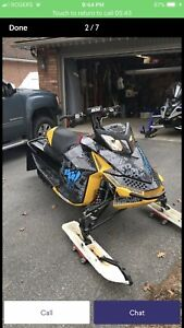 2011 rs 600 for sale or trade. Looking for a 250 dirt bike.