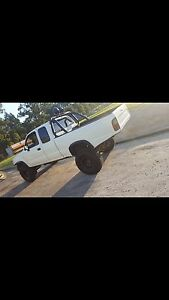 2000 3ltr diesel hilux 4x4 extra cab Richmond Hawkesbury Area Preview