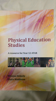 Physical education studies, year 12 ATAR