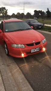 2001 Holden vx s pac manual St Albans Brimbank Area Preview