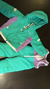Toddler size 3 Columbia Snowsuit