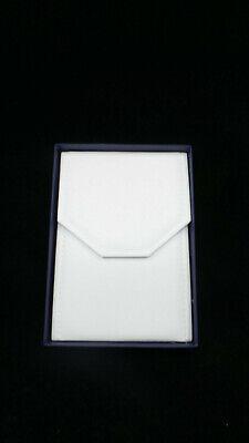 Pearl Necklace folder Jewelry organizer case display storage Necklace gift box