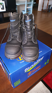 Steel Cap Work Boots (Size 11) Yanchep Wanneroo Area Preview