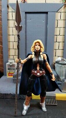 Marvel legends Custom Valkyrie thor Odin Avengers hulk betaray Loki heimdall
