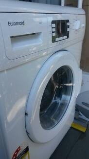 Front loader WM7 washing machine New Farm Brisbane North East Preview