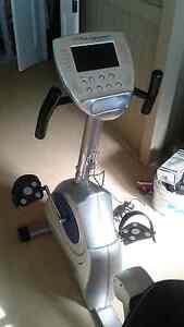 Recumbent exercise bike. South Toowoomba Toowoomba City Preview