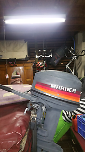 Mariner 30hp 2 stroke outboard Bellbowrie Brisbane North West Preview