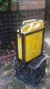 JERRY CAN & LOCKABLE HOLDER. Como South Perth Area Preview