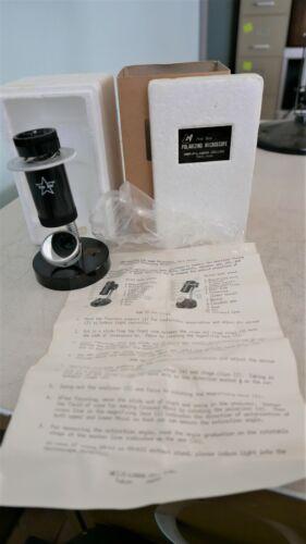 Pola Star PO-KII Polarizing Geological Mini Microscope Meiji-Labax new old stock