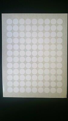 3 Sheets (324 Labels) 0.75