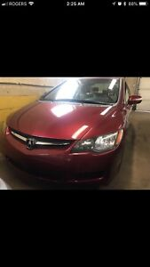 2008 Acura CSX  clean title with only79000km civic