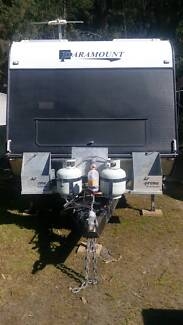 Perfect for the big lap, luxury Paramount Utility semi off road Warragul Baw Baw Area Preview