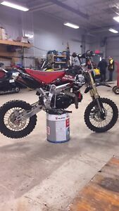 Pitbike bbr style frame (RARE)