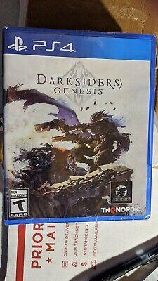 Darksiders Genesis (Sony PlayStation 4, 2020) PS4 Games