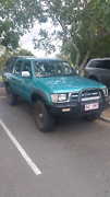 99 TOYOTA HILUX DUAL CAB SR5 3.0 TURBO DIESEL Regents Park Logan Area Preview