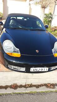 2000 Porsche Boxster Coupe Prestons Liverpool Area Preview