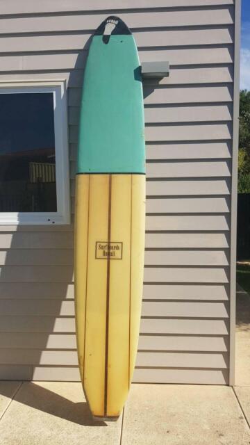 Vintage Surfboard Surfing Gumtree Australia Capel Area
