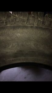 Set of 4 Arctic Claw winter tires